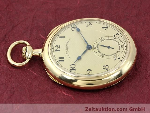 Used luxury watch Vacheron & Constantin Taschenuhr 18 ct gold manual winding  | 140693 05