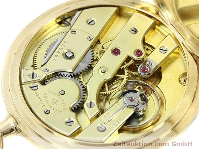 Used luxury watch Vacheron & Constantin Taschenuhr 18 ct gold manual winding  | 140693 10