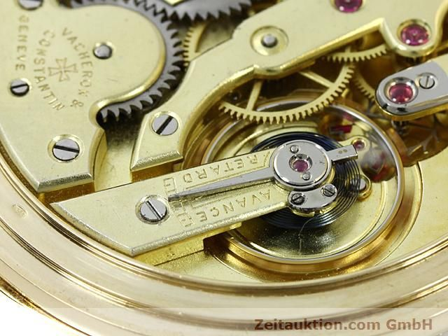 Used luxury watch Vacheron & Constantin Taschenuhr 18 ct gold manual winding  | 140693 11
