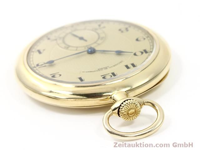 Used luxury watch Vacheron & Constantin Taschenuhr 18 ct gold manual winding  | 140693 14