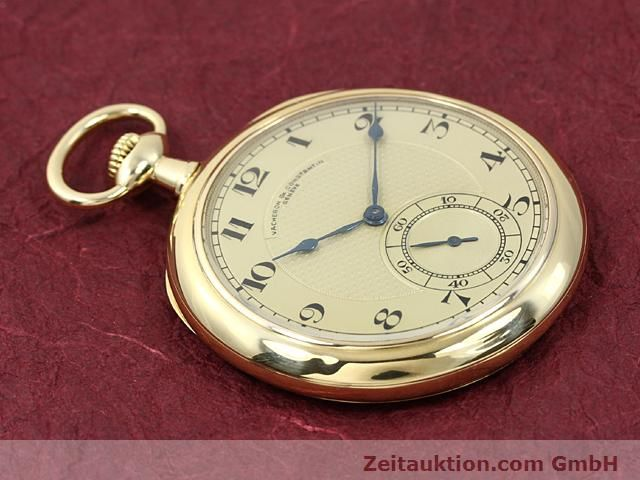 Used luxury watch Vacheron & Constantin Taschenuhr 18 ct gold manual winding  | 140693 15