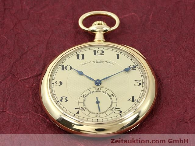 Used luxury watch Vacheron & Constantin Taschenuhr 18 ct gold manual winding  | 140693 16