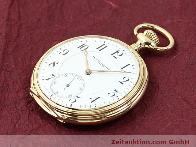 Used luxury watch Vacheron & Constantin Taschenuhr 18 ct gold manual winding  | 140695 01