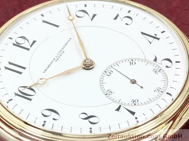 Used luxury watch Vacheron & Constantin Taschenuhr 18 ct gold manual winding  | 140695 02