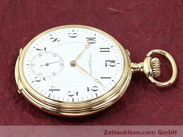 Used luxury watch Vacheron & Constantin Taschenuhr 18 ct gold manual winding  | 140695 03