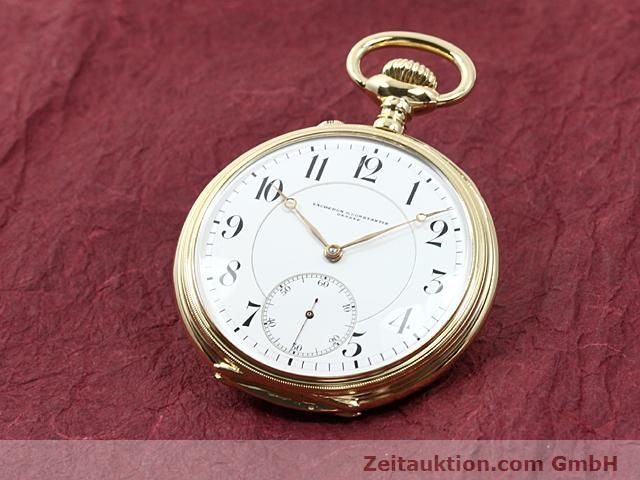 Used luxury watch Vacheron & Constantin Taschenuhr 18 ct gold manual winding  | 140695 04