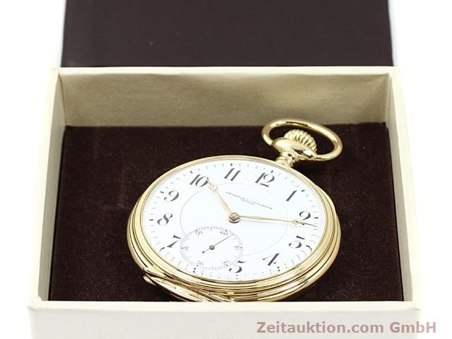 Used luxury watch Vacheron & Constantin Taschenuhr 18 ct gold manual winding  | 140695 07