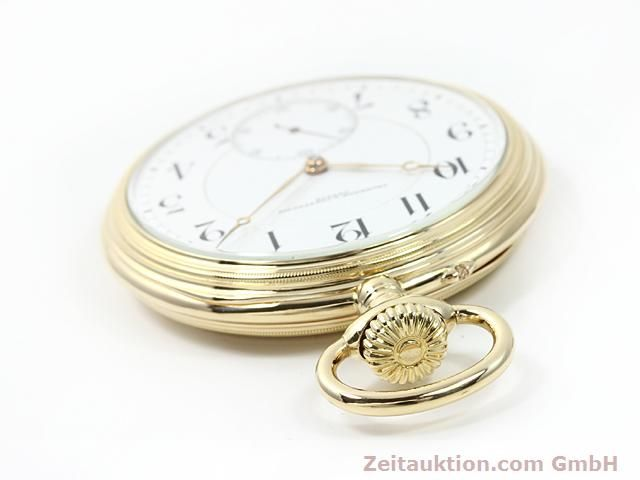Used luxury watch Vacheron & Constantin Taschenuhr 18 ct gold manual winding  | 140695 08