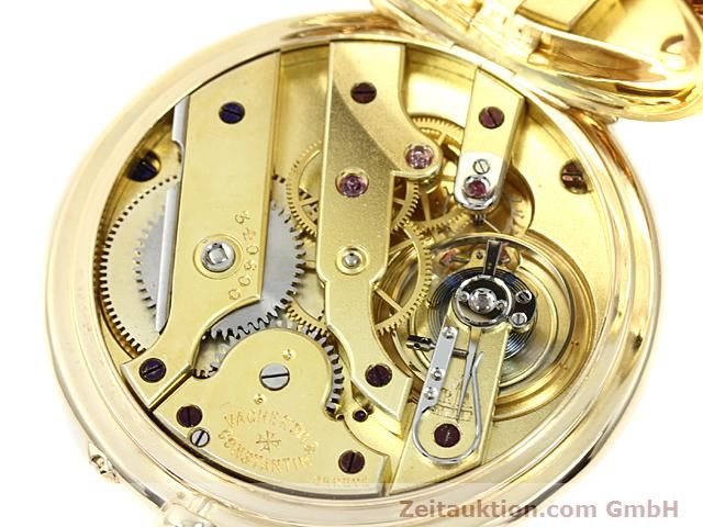 Used luxury watch Vacheron & Constantin Taschenuhr 18 ct gold manual winding  | 140695 10