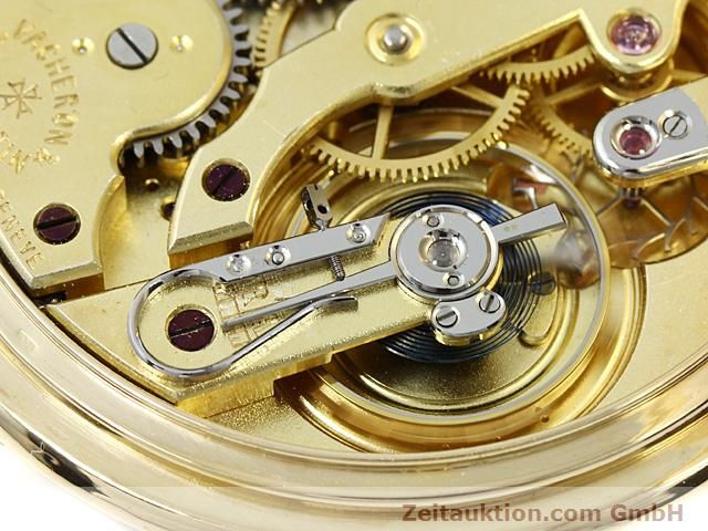 Used luxury watch Vacheron & Constantin Taschenuhr 18 ct gold manual winding  | 140695 11