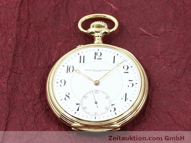 Used luxury watch Vacheron & Constantin Taschenuhr 18 ct gold manual winding  | 140695 15