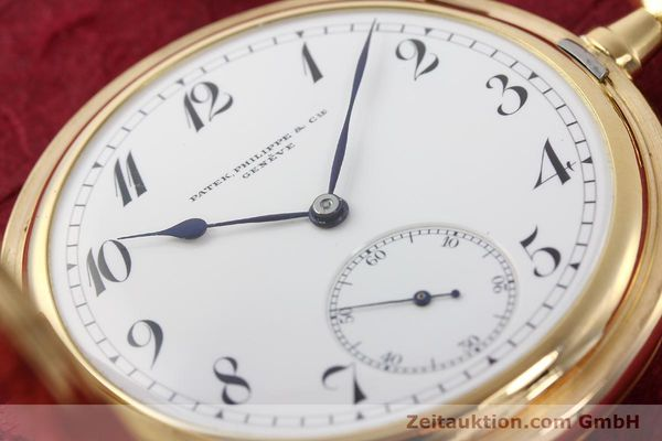 Used luxury watch Patek Philippe Taschenuhr 18 ct gold manual winding  | 140696 02