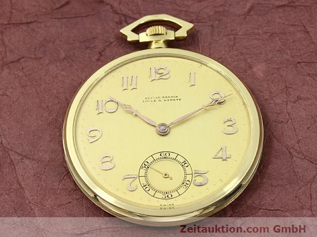 Used luxury watch Ulysse Nardin * 18 ct gold manual winding  | 140697 14