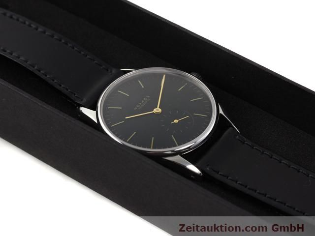 Used luxury watch Nomos Orion steel manual winding Kal. ETA 7001  | 140700 07