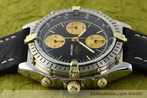 Used luxury watch Breitling Chronomat gilt steel automatic Kal. Valj 7750 Ref. 81950  | 140704 05