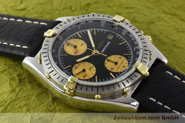 Used luxury watch Breitling Chronomat gilt steel automatic Kal. Valj 7750 Ref. 81950  | 140704 13