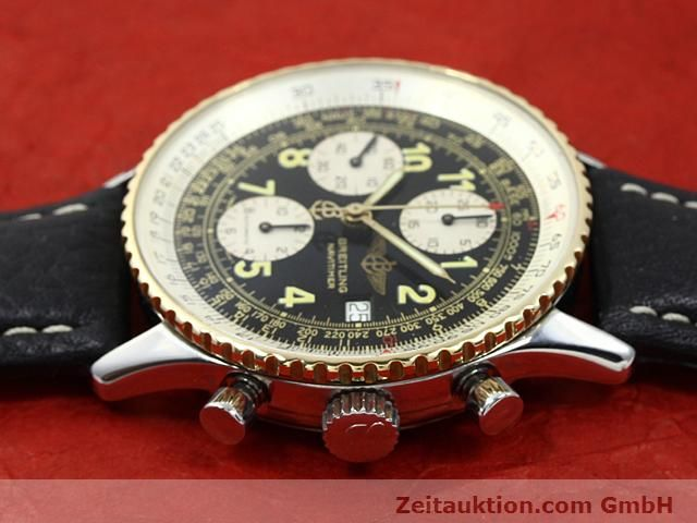 Used luxury watch Breitling Navitimer gilt steel automatic  | 140705 05