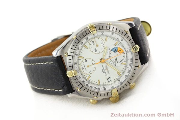 Used luxury watch Breitling Chronomat gilt steel automatic Ref. 81950B13047  | 140707 03