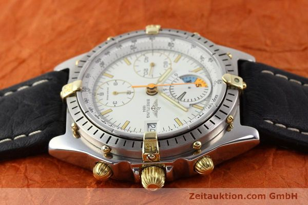 Used luxury watch Breitling Chronomat gilt steel automatic Ref. 81950B13047  | 140707 05