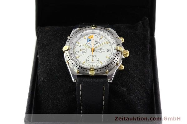 Used luxury watch Breitling Chronomat gilt steel automatic Ref. 81950B13047  | 140707 07