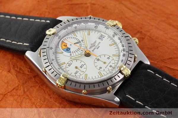 Used luxury watch Breitling Chronomat gilt steel automatic Ref. 81950B13047  | 140707 12