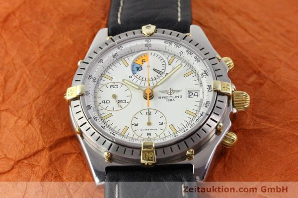 Used luxury watch Breitling Chronomat gilt steel automatic Ref. 81950B13047  | 140707 13