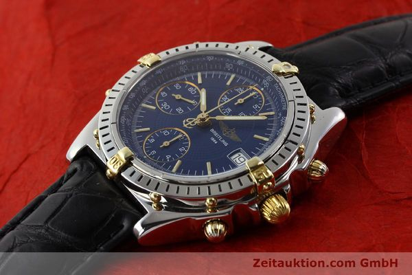 Used luxury watch Breitling Chronomat gilt steel automatic Ref. B130501  | 140708 01