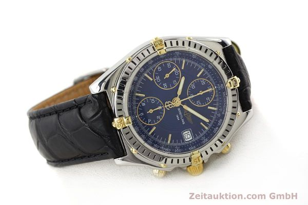 Used luxury watch Breitling Chronomat gilt steel automatic Ref. B130501  | 140708 03