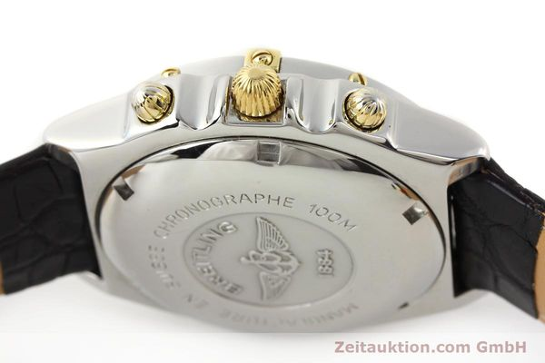 Used luxury watch Breitling Chronomat gilt steel automatic Ref. B130501  | 140708 08