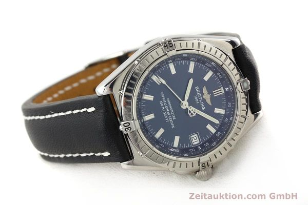 Used luxury watch Breitling Wings steel automatic Ref. A10350  | 140709 03