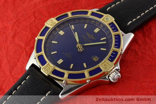 Used luxury watch Breitling J-Class steel / gold automatic Kal. ETA 2892-2 Ref. D10067  | 140713 01