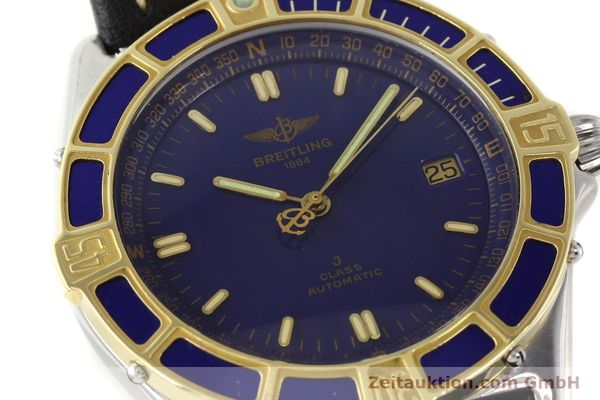 Used luxury watch Breitling J-Class steel / gold automatic Kal. ETA 2892-2 Ref. D10067  | 140713 02