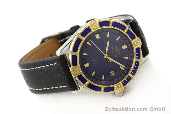 Used luxury watch Breitling J-Class steel / gold automatic Kal. ETA 2892-2 Ref. D10067  | 140713 03