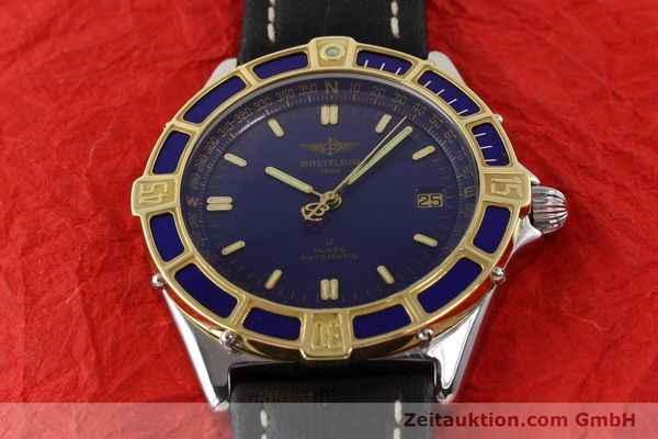 Used luxury watch Breitling J-Class steel / gold automatic Kal. ETA 2892-2 Ref. D10067  | 140713 13