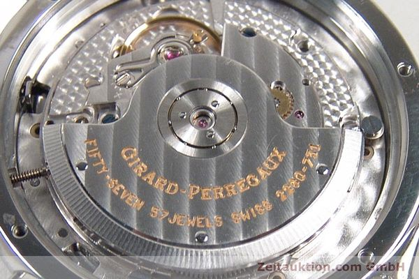 Used luxury watch Girard Perregaux Ferrari steel automatic Ref. 8020  | 140716 09