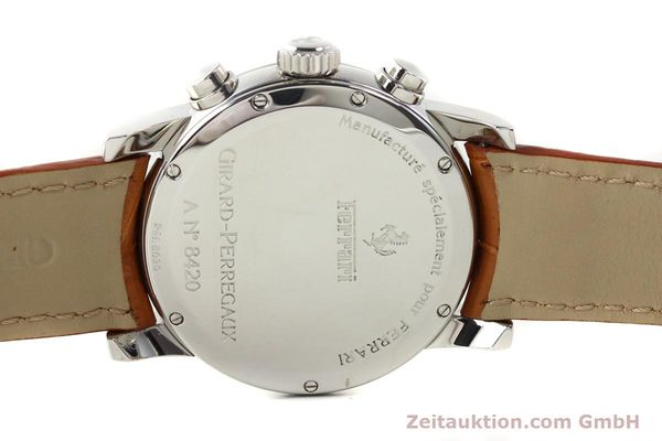Used luxury watch Girard Perregaux Ferrari steel automatic Ref. 8020  | 140716 12