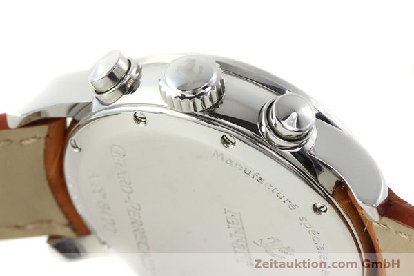 Used luxury watch Girard Perregaux Ferrari steel automatic Ref. 8020  | 140716 13