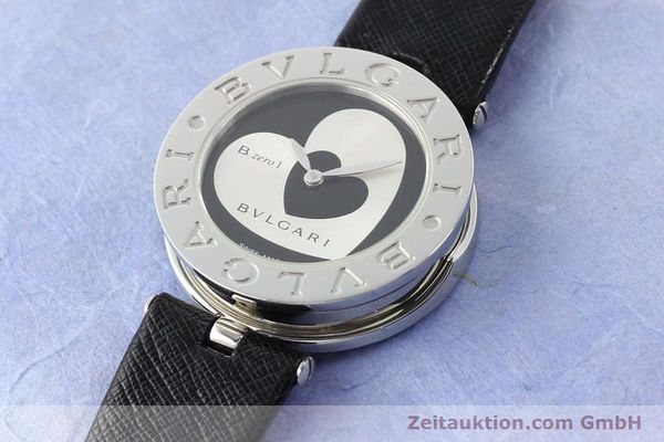 Used luxury watch Bvlgari Bzero steel quartz Ref. BZ30S  | 140722 01