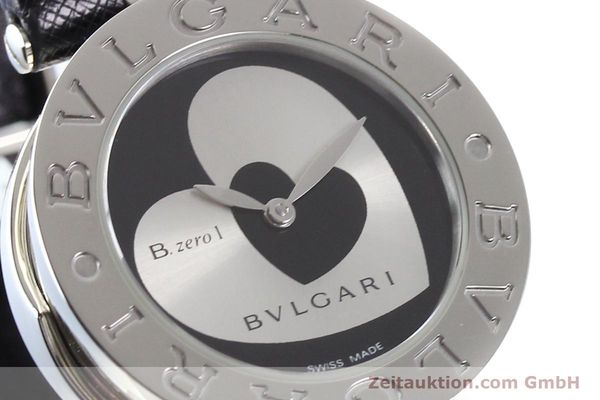 Used luxury watch Bvlgari Bzero steel quartz Ref. BZ30S  | 140722 02
