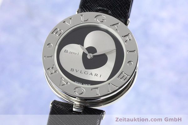 Used luxury watch Bvlgari Bzero steel quartz Ref. BZ30S  | 140722 04