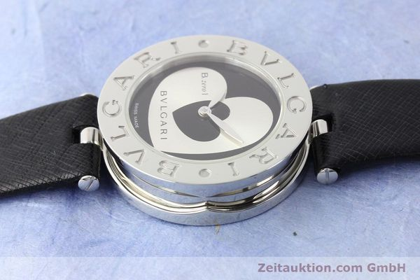 Used luxury watch Bvlgari Bzero steel quartz Ref. BZ30S  | 140722 05