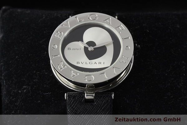 Used luxury watch Bvlgari Bzero steel quartz Ref. BZ30S  | 140722 07