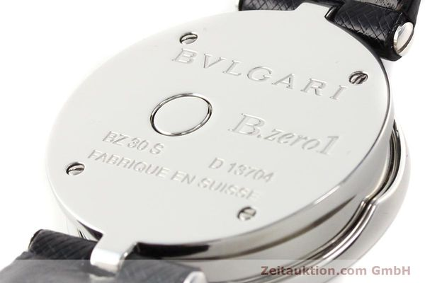 Used luxury watch Bvlgari Bzero steel quartz Ref. BZ30S  | 140722 10