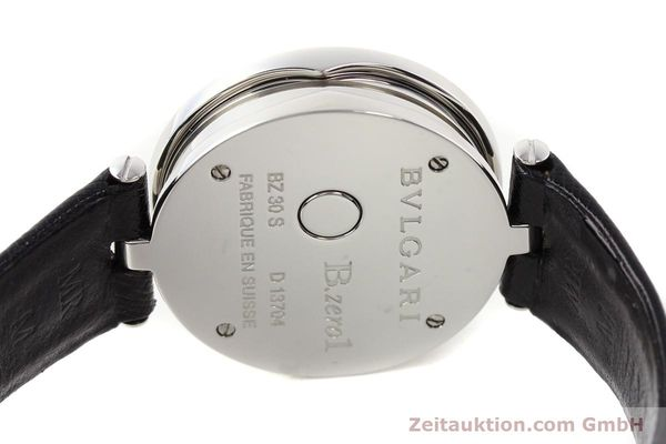 Used luxury watch Bvlgari Bzero steel quartz Ref. BZ30S  | 140722 11