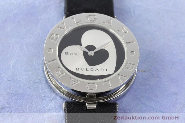 Used luxury watch Bvlgari Bzero steel quartz Ref. BZ30S  | 140722 14