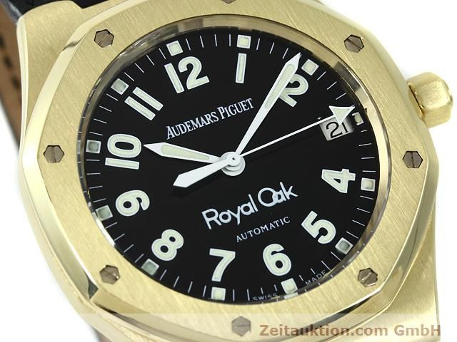 Used luxury watch Audemars Piguet Royal Oak 18 ct gold automatic Kal. 2225 Ref. D95849  | 140728 02
