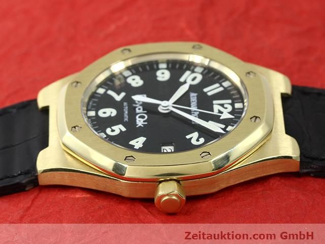 Used luxury watch Audemars Piguet Royal Oak 18 ct gold automatic Kal. 2225 Ref. D95849  | 140728 05