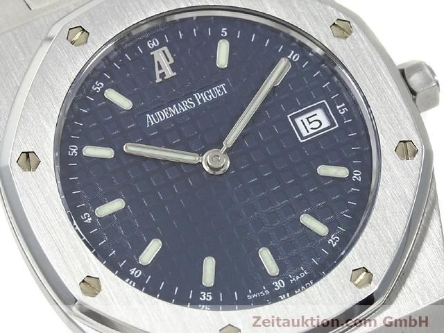 Used luxury watch Audemars Piguet Royal Oak steel quartz Kal. 2612 Ref. E37792  | 140729 02