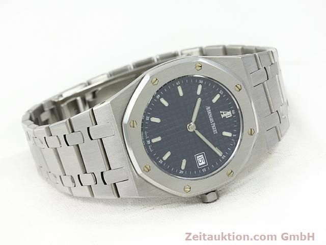 Used luxury watch Audemars Piguet Royal Oak steel quartz Kal. 2612 Ref. E37792  | 140729 03