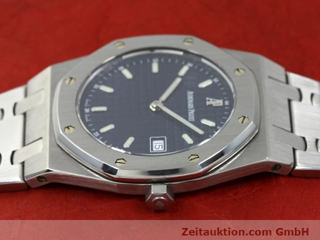 Used luxury watch Audemars Piguet Royal Oak steel quartz Kal. 2612 Ref. E37792  | 140729 05